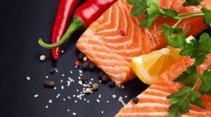 Balık bebekler için mükemmel bir besin kaynağı